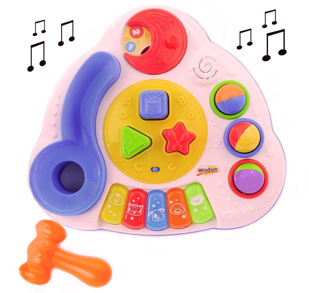 Infant Preschool Toy NXtasy